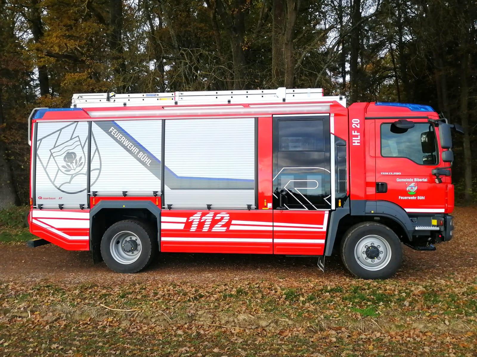 Feuerwehr Bühl Einsätze